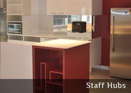 Staff Hubs